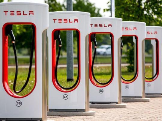 Зарядная инфраструктура Tesla будет установлена вУкраине