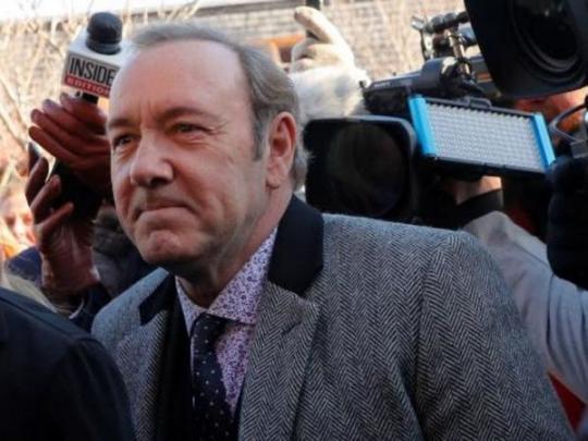 Суд назначил дату начала слушаний поделу Кевина Спейси