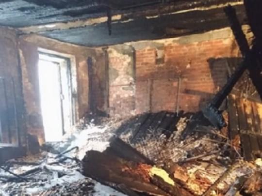 Масштабный пожар в центре Москвы число жертв увеличилось                 18:28