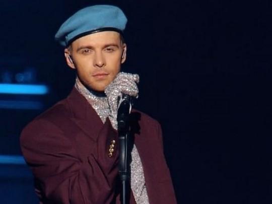 Наукраинского певца напала фанатка вночном клубе столицы