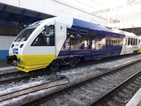 Опаздывающие нарейс пассажиры Kyiv Boryspil экспресс пройдут упрощенную процедуру регистрации -«Укрзалізниця»