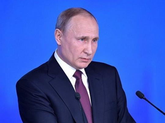 Путин: ЧВК может «продавливать» свои бизнес-интересы влюбой точке мира