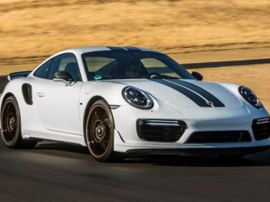 Cамые дорогие евробляхи— Porsche Turbo SиMercedes-Benz