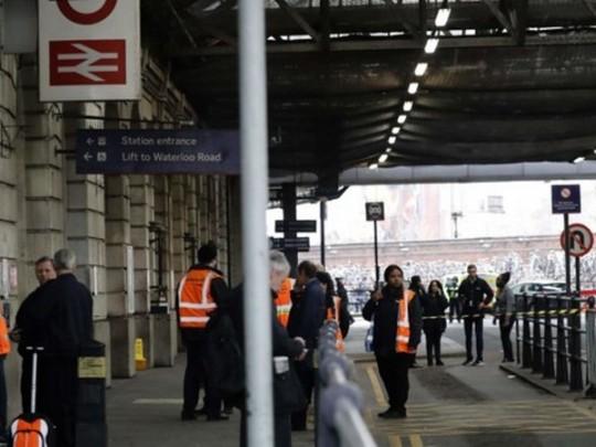 Взрывные устройства отыскали  навокзале иваэропортах Лондона
