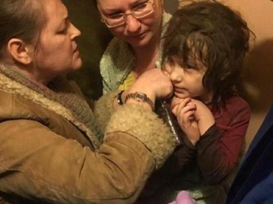 В столице  задержали мать оставленной девушки  спризнаками анорексии