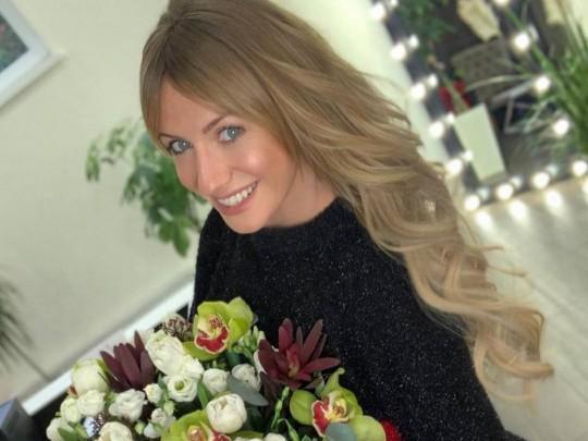 Леся Никитюк угодила в поликлинику