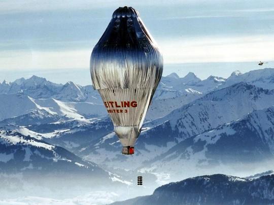 аэростат Breitling Orbiter-3