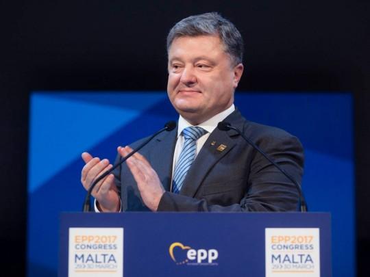 Украинский канал  подаёт всуд наПорошенко засрыв эфира