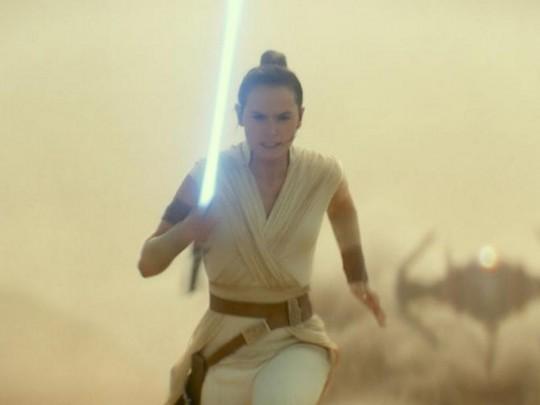 star wars rise of skywalker - 1 день