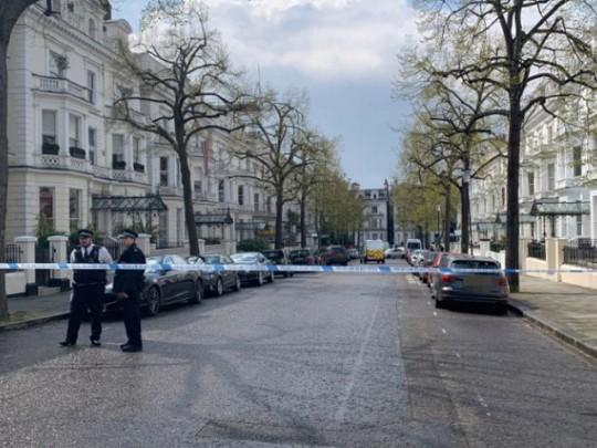 Неизвестный атаковал автомобиль украинского посла— Стрельба встолице Англии