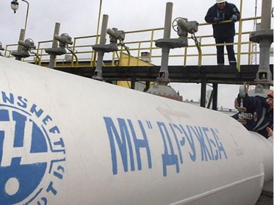 «Укртранснафта» и«Транснефть» согласовывают договор из-за расходов навытеснение некондиционной нефти