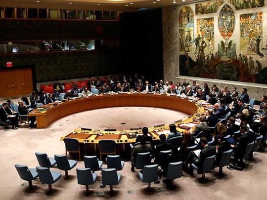 Россия инициировала срочное заседаниеСБ ООН из-за закона Украины оязыке