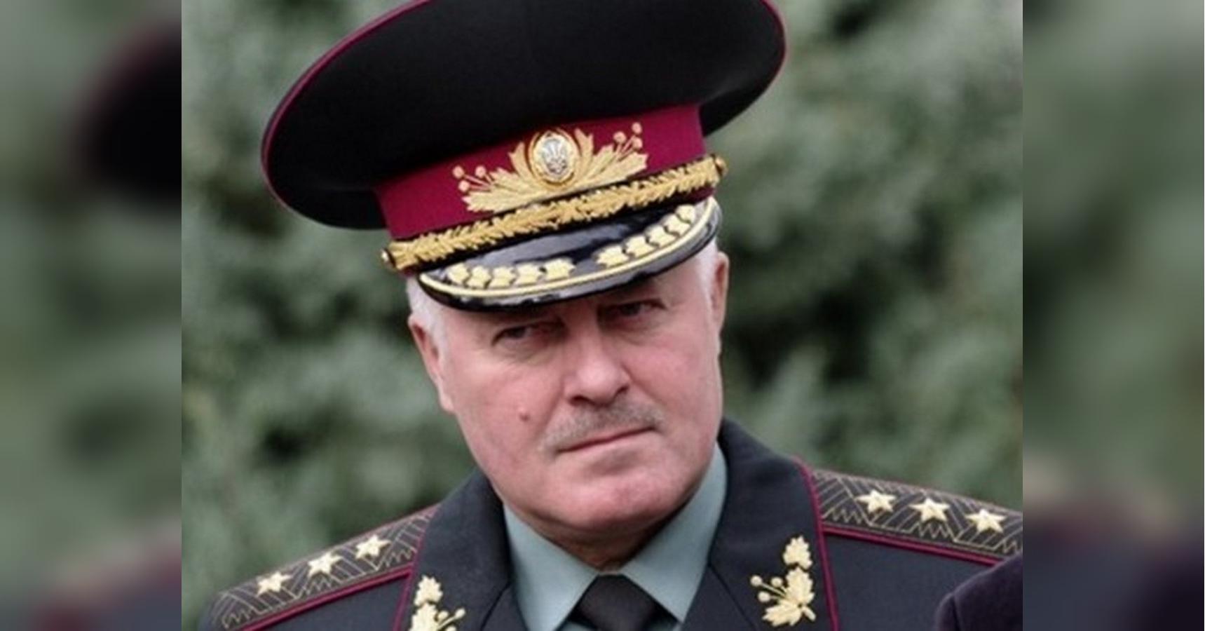 Экс-руководитель Генштаба генерал Замана вышел на свободу - фото и видео -  «ФАКТЫ»