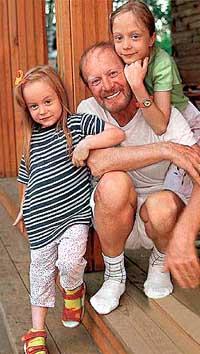Альберт филозов его дети фото