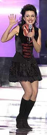 Анастасия заворотнюк под юбкой