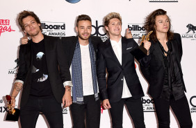 Billboard - 2015 One Direction,