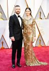 89-я церемония вручения оскар 89th Annual Academy Awards Justin Timberlake (L) and actor Jessica Biel