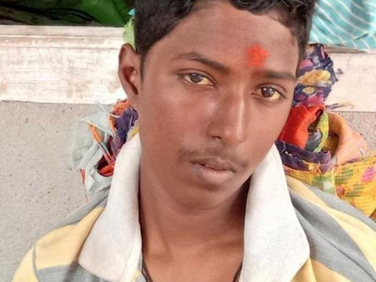 Парень из Индии