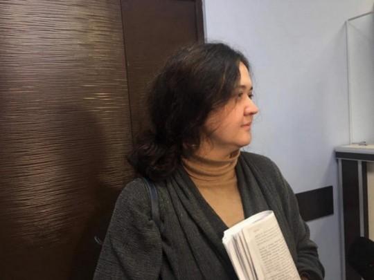 ВГрузии снова задержали украинку Сусляк, которую подозревают вторговле детьми