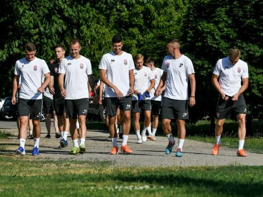 «Будучность» — «Заря»: где смотреть онлайн матч Лиги Европы