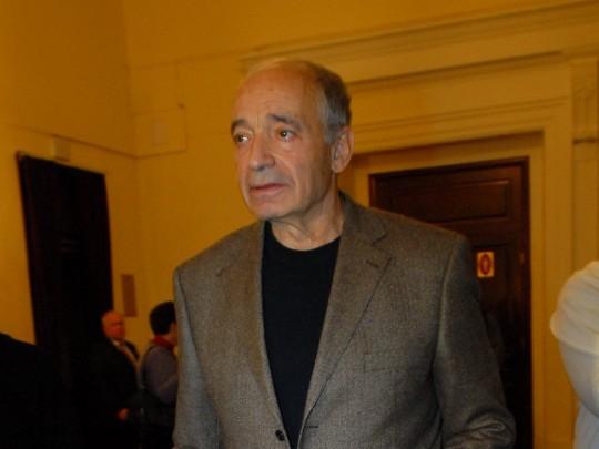 Артист Валентин Гафт попал вмосковскую клинику синсультом