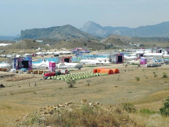 Фестиваль «Таврида-Арт» примет усебя 70 воронежцев
