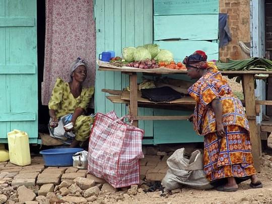 Женщины в Уганде