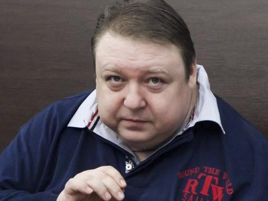 Популярный российский актер похудел на 100 килограммов