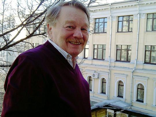 Артист скончался 30сентября 2019г — Игорь Пушкарев
