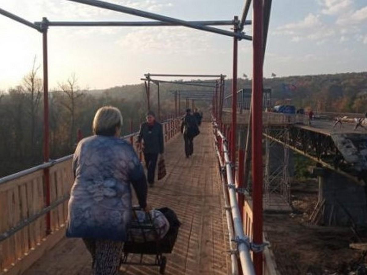 Зеленский поручил облегчить переход через линию разграничения в Донбассе