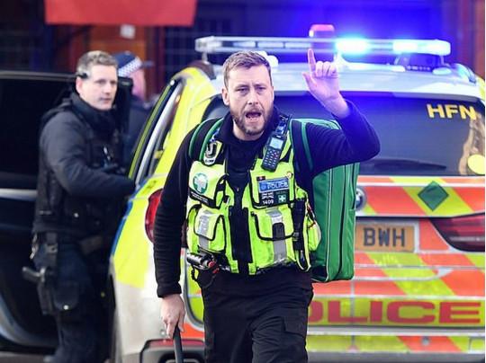 Число жертв  возросло— Теракт встолице Англии