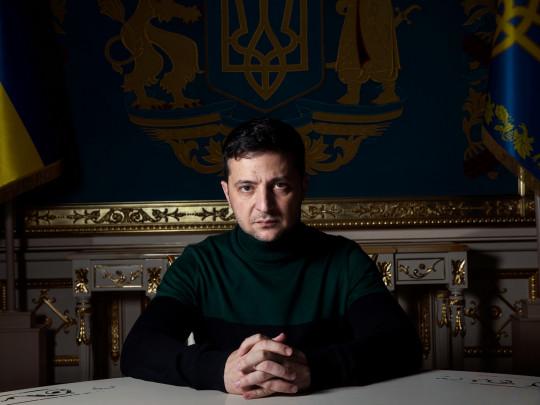 Зеленский заявил оправе украинцев говорить нарусском языке