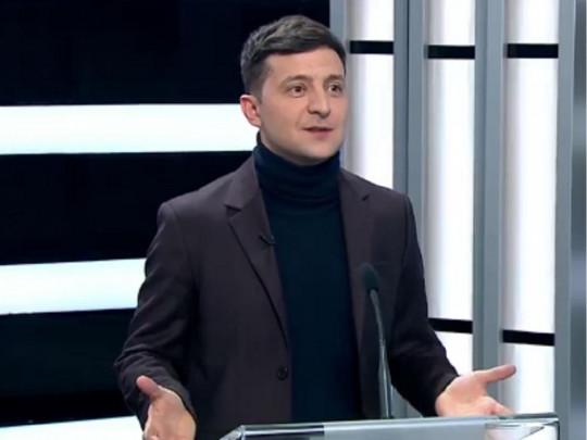 Началось! Зеленский дал интервью программе Соловьева