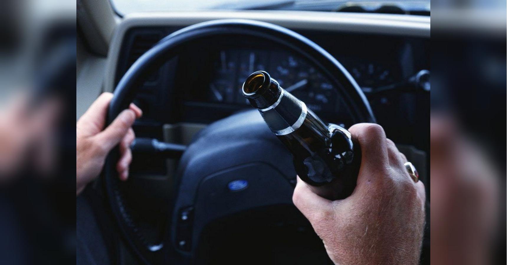 За пьяное вождение оштрафуют на 17-34 тыс. грн в 2020 году ...