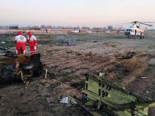 Иран признал, что сбил украинский самолет случайно