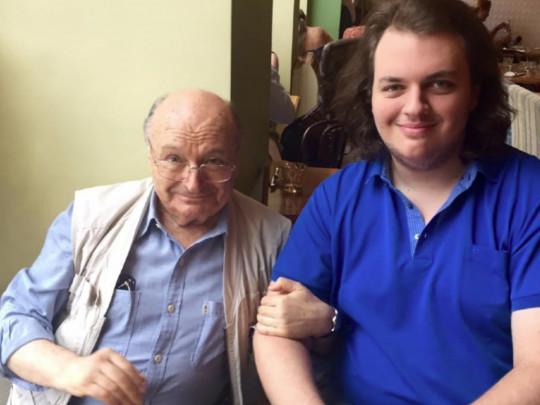 Сына Михаила Жванецкого избили около ресторана в столице