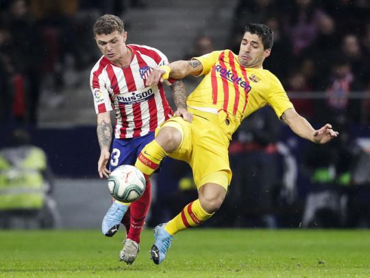 Барселона реал мадрид полуфинал 2ой матч онлайн