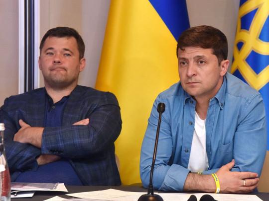 «Теперь каждый сам за себя»: стало известно, как Богдан уходил из Офиса президента