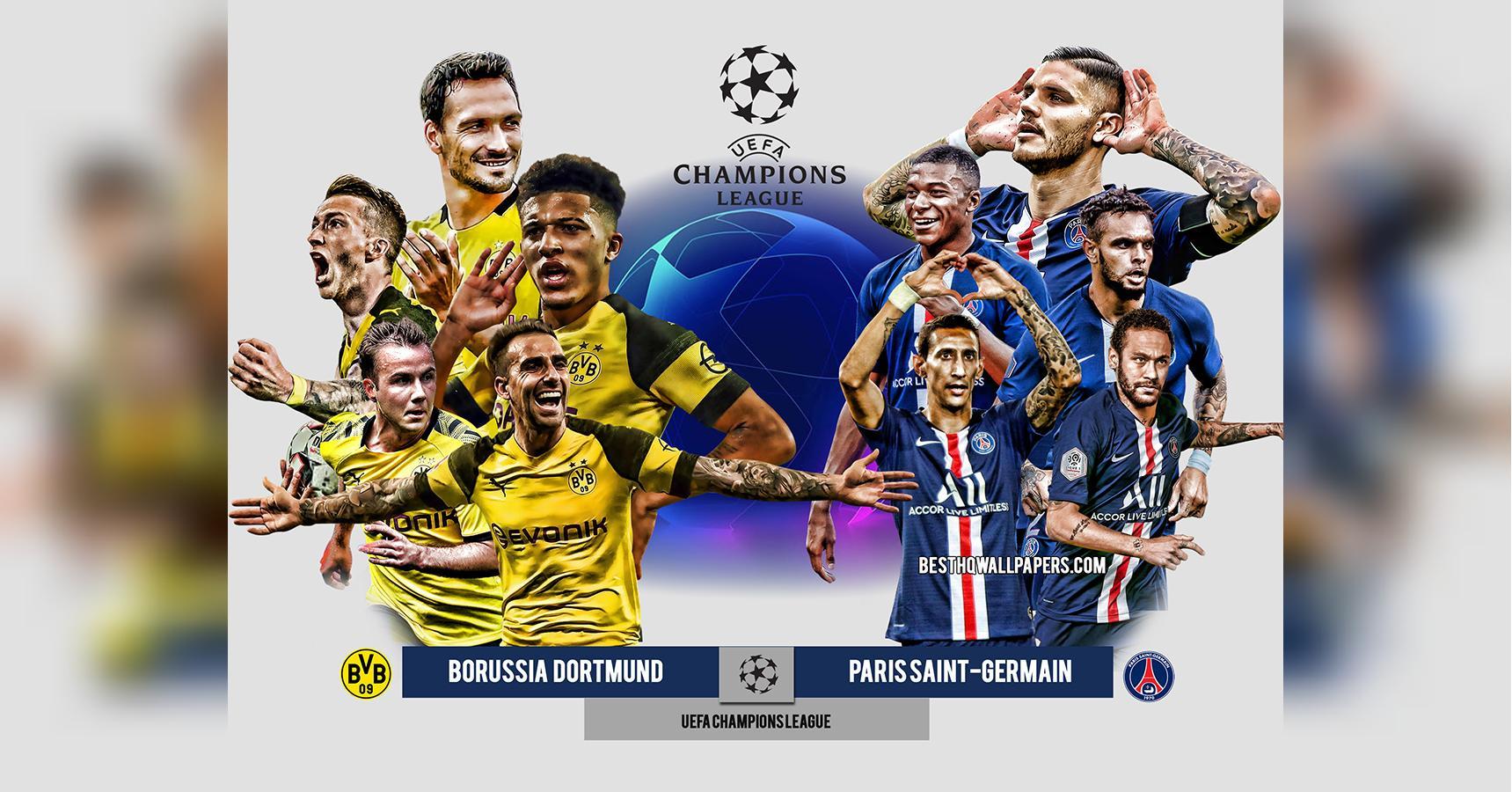 Бавария боруссия дортмунд финал лиги чемпионов смотреть онлайн