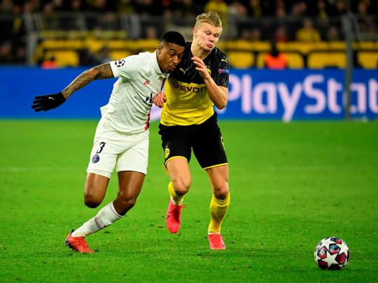 Боруссия дортмунд последняя игра смотреть онлайн
