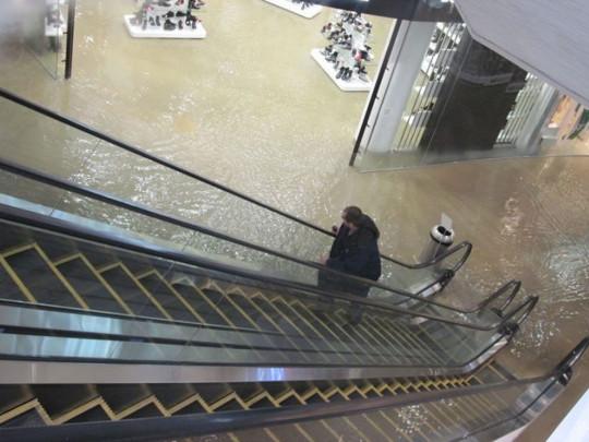 Потоп в «Оушен Плаза»