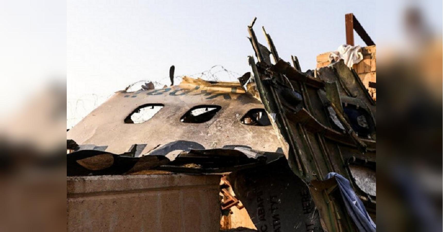 В Иране сделали новое заявление о «черных ящиках» сбитого самолета МАУ