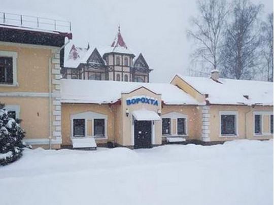 Снег в Ворохте