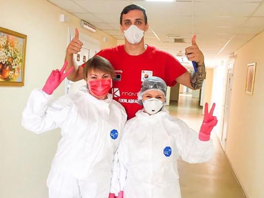 «Двухволновое течение болезни»: киевские врачи рассказали о симптомах коронавируса у пациентов