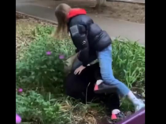 избиение девочки с психрасстройством под Одессой
