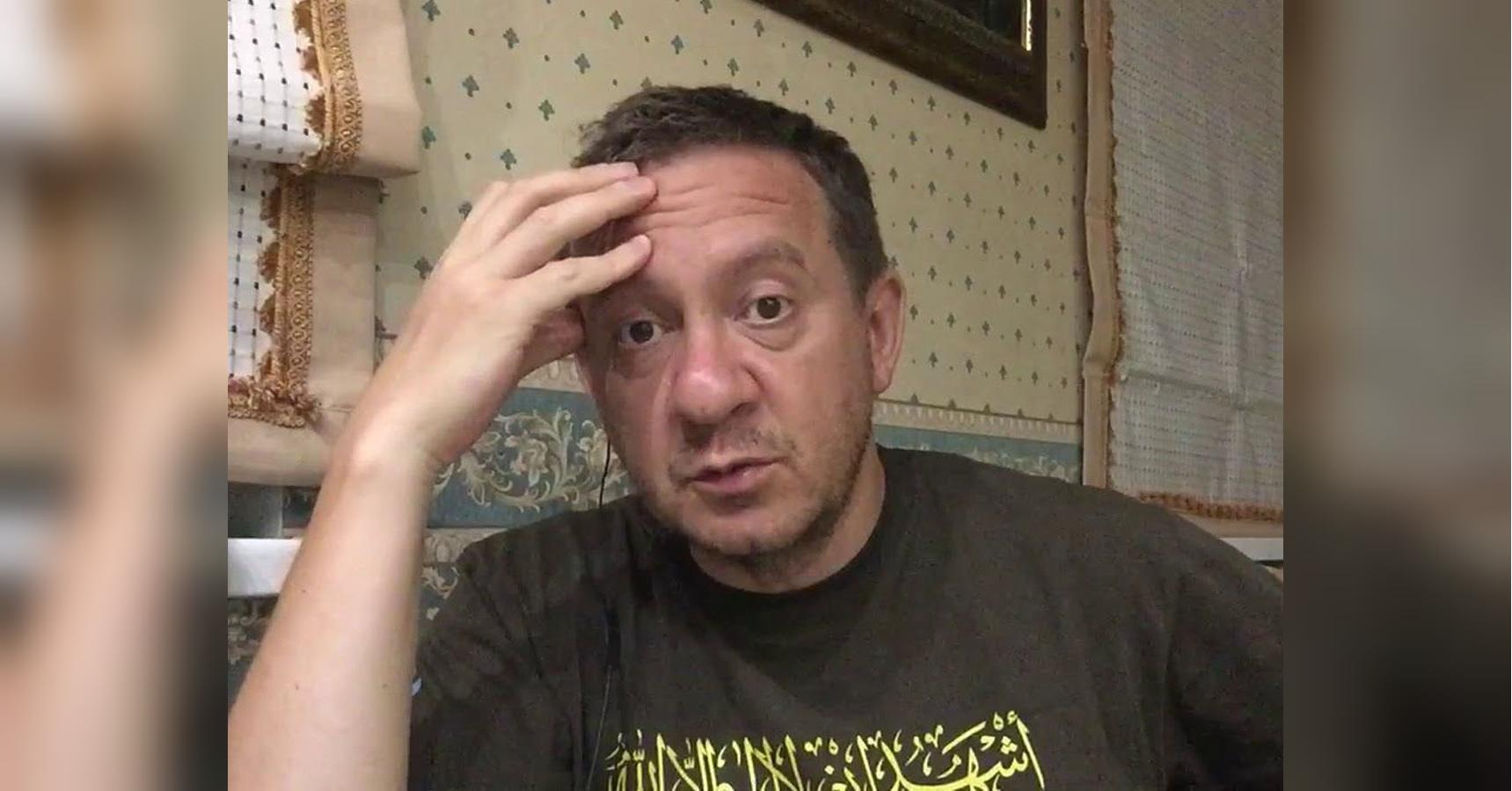 Известного украинского журналиста объявили в России террористом из-за