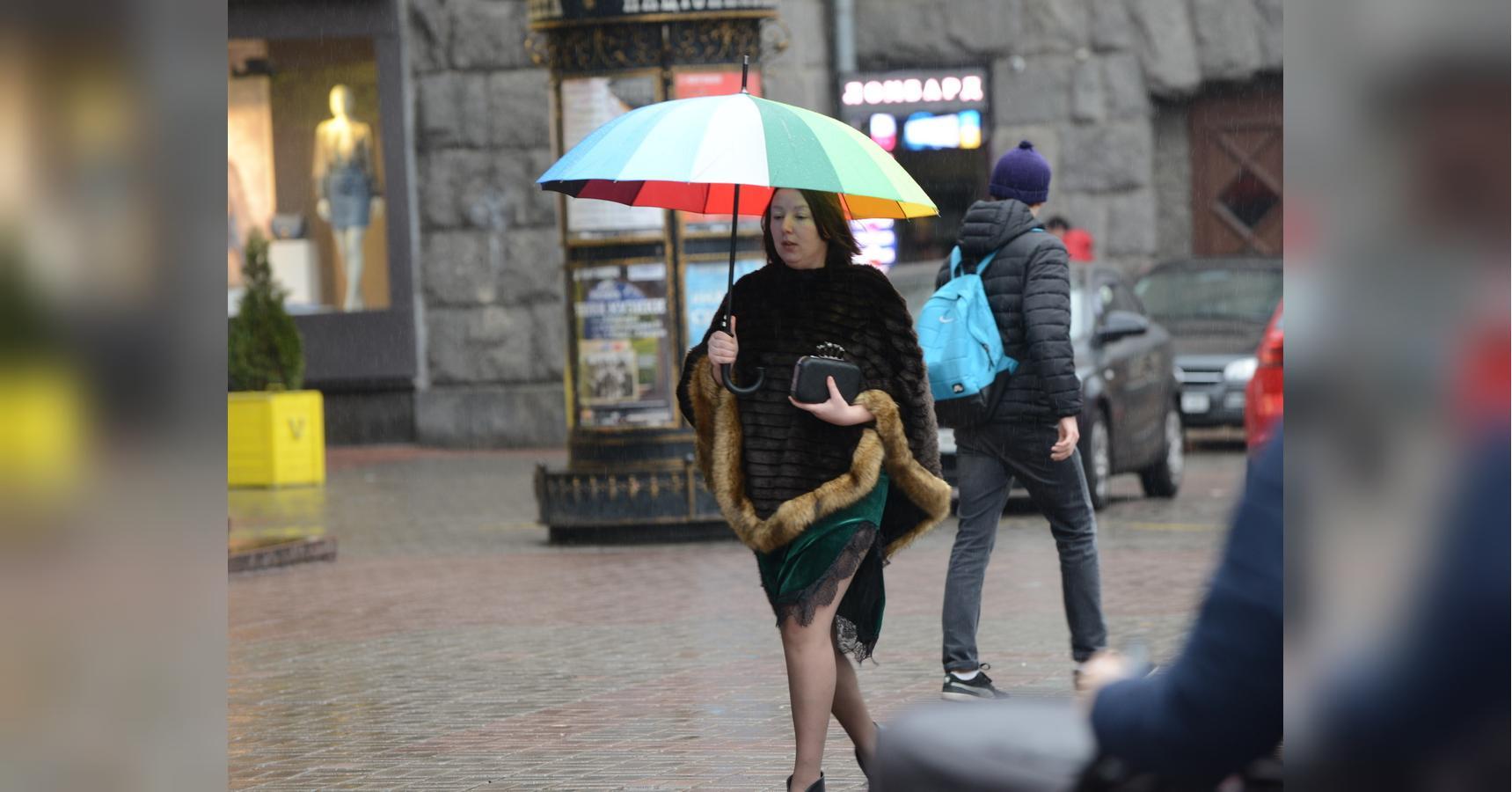 Дожди и прохлада: синоптики рассказали о погоде в Украине до конца мая