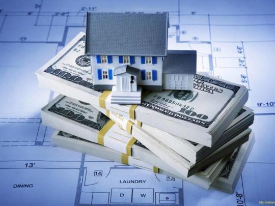 Деньги и домик