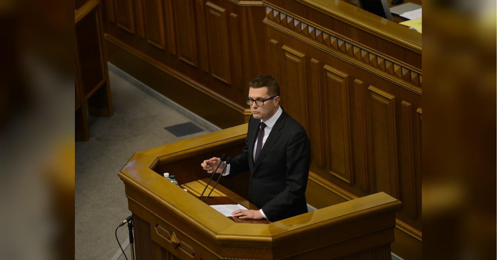 Баканов получает больше Зеленского и не доверяет деньги банкам: опубли
