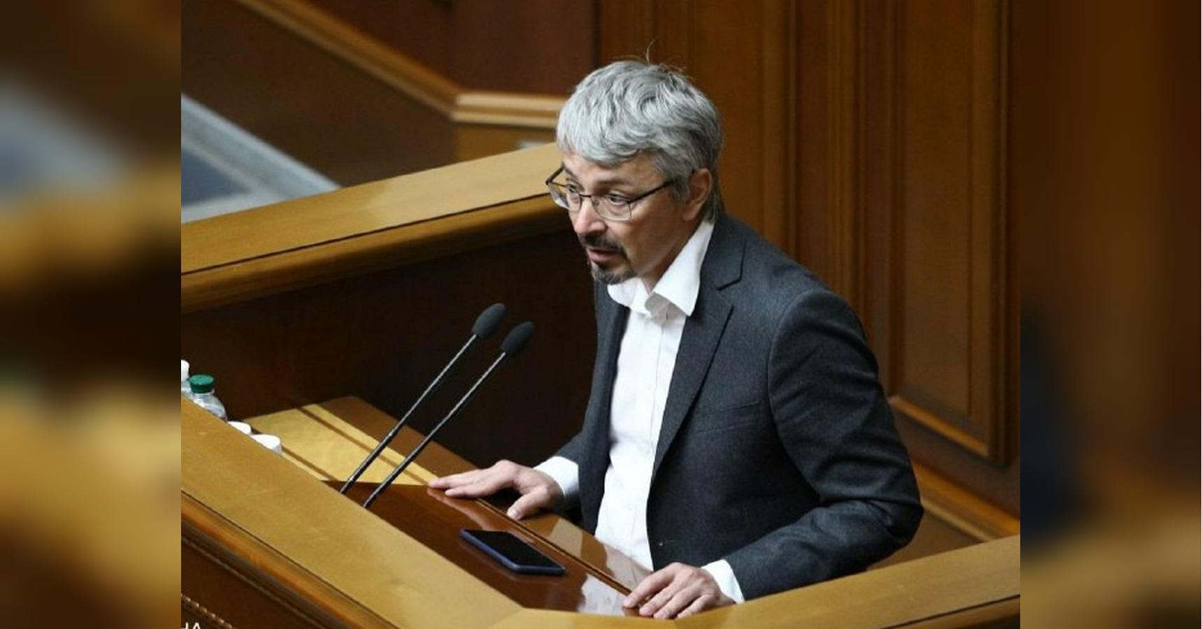 Ткаченко станет министром, и криминальное дело против его Одесской кин